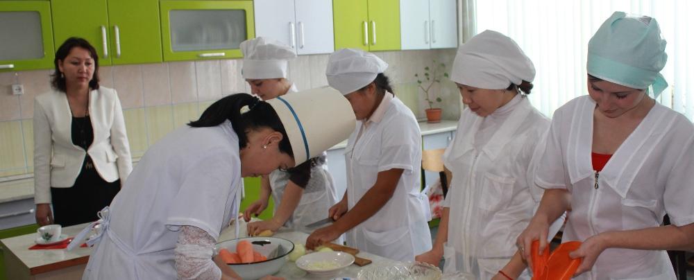 Северо-Казахстанский профессионально-педагогический колледж